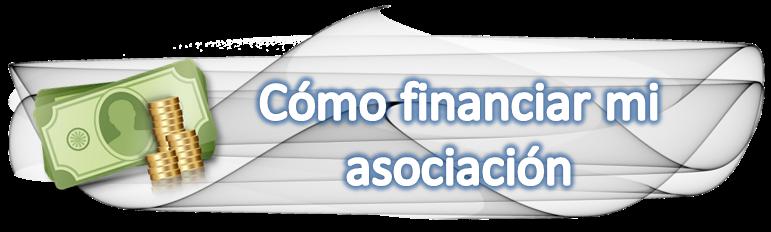 Curso Cómo financiar mi asociación